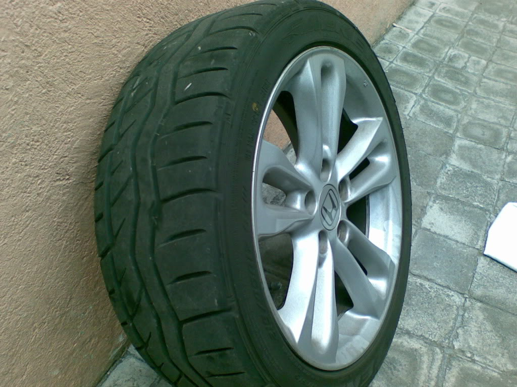 **Falken Azenis on Civic** 05302009