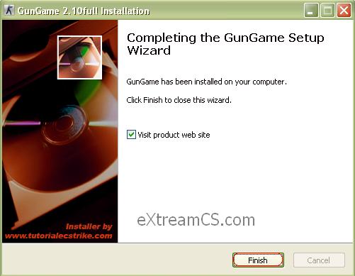 Tutorial instalare GunGame (Automat + Manual) - last version 4-3