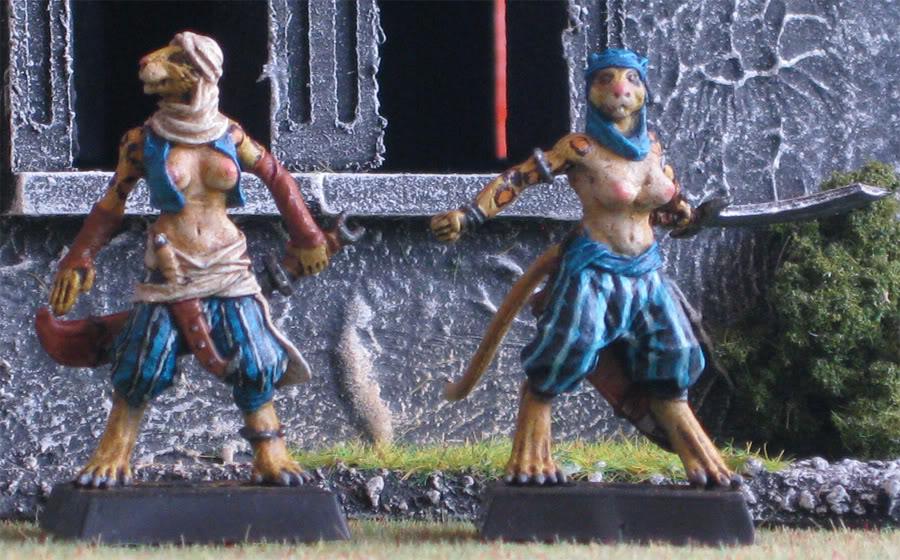 folketsfiendes Beastmen of Ind - New pics 110707 Begorfemfr