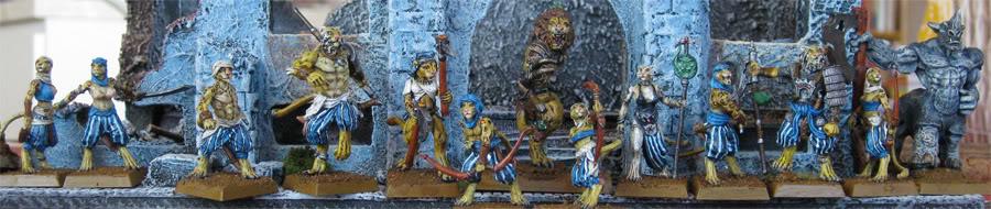 beastmen - folketsfiendes Beastmen of Ind - New pics 110707 Begroup1