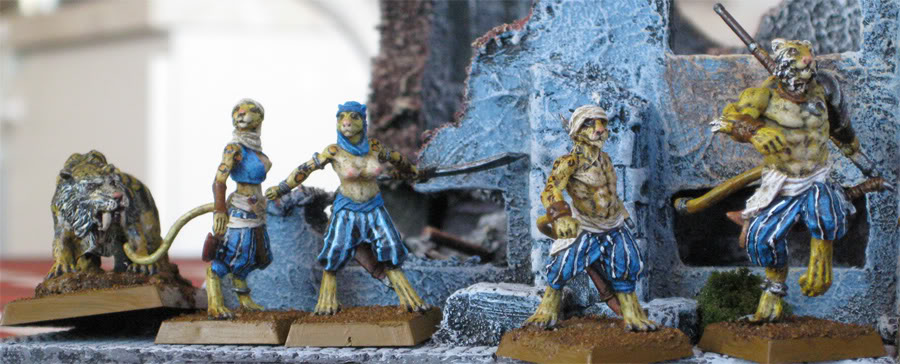 folketsfiendes Beastmen of Ind - New pics 110707 Begroup2