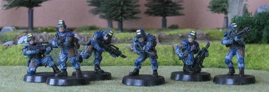 folketsfiendes Elysian Imperial Guard (New pics 120916) El_flamer