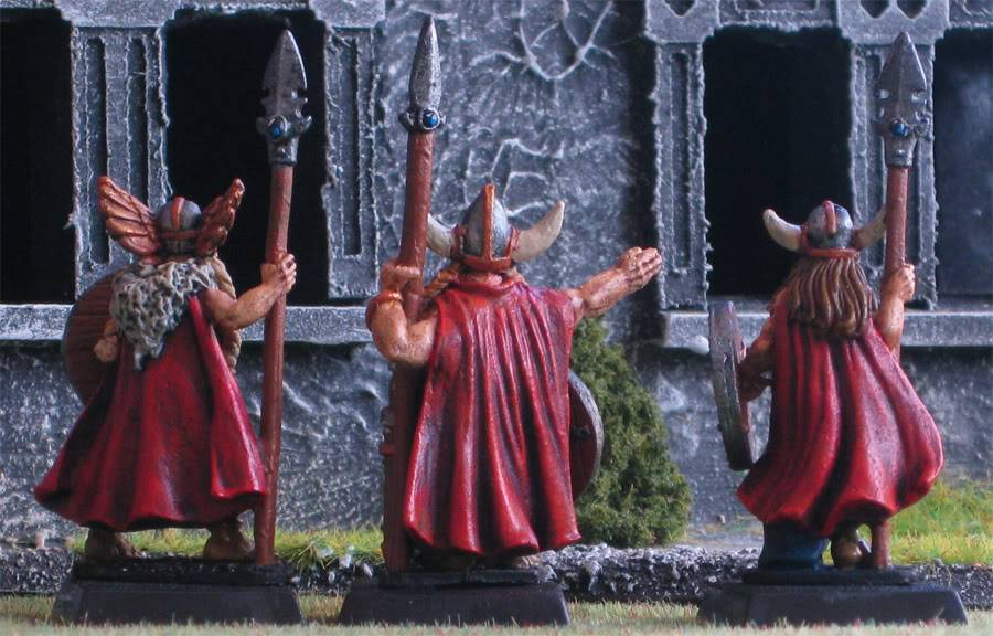 folketsfiendes Norse warband (New pics 101130) Norsespearba