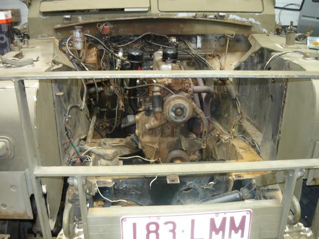 My Landie S2 resto..... P1020264