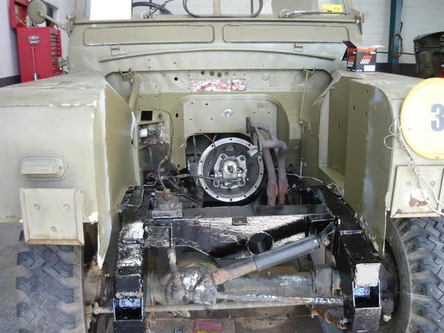 My Landie S2 resto..... P1020337