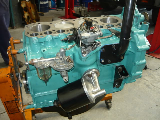 My Landie S2 resto..... P1020377