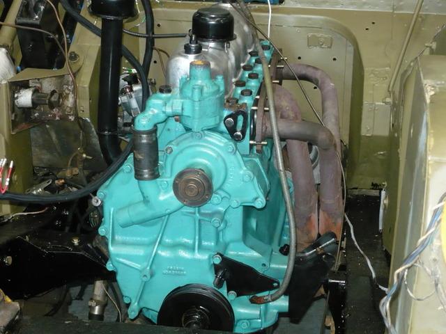 My Landie S2 resto..... P1020433