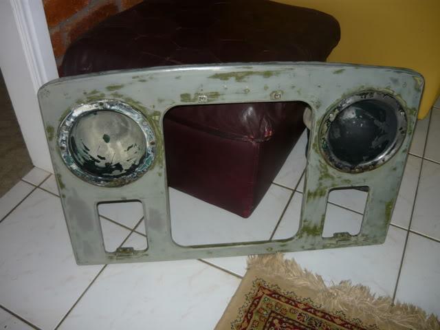 My Landie S2 resto..... P1020447
