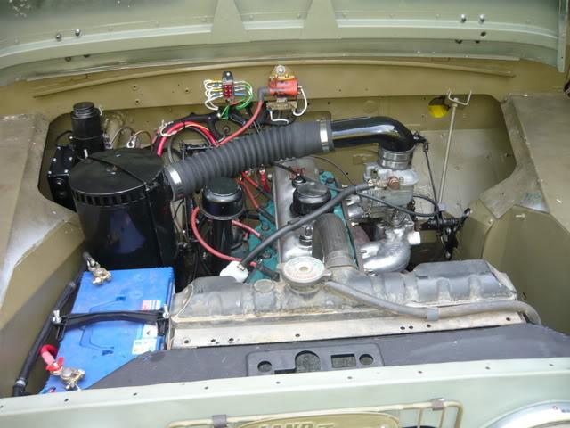 My Landie S2 resto..... P1020470