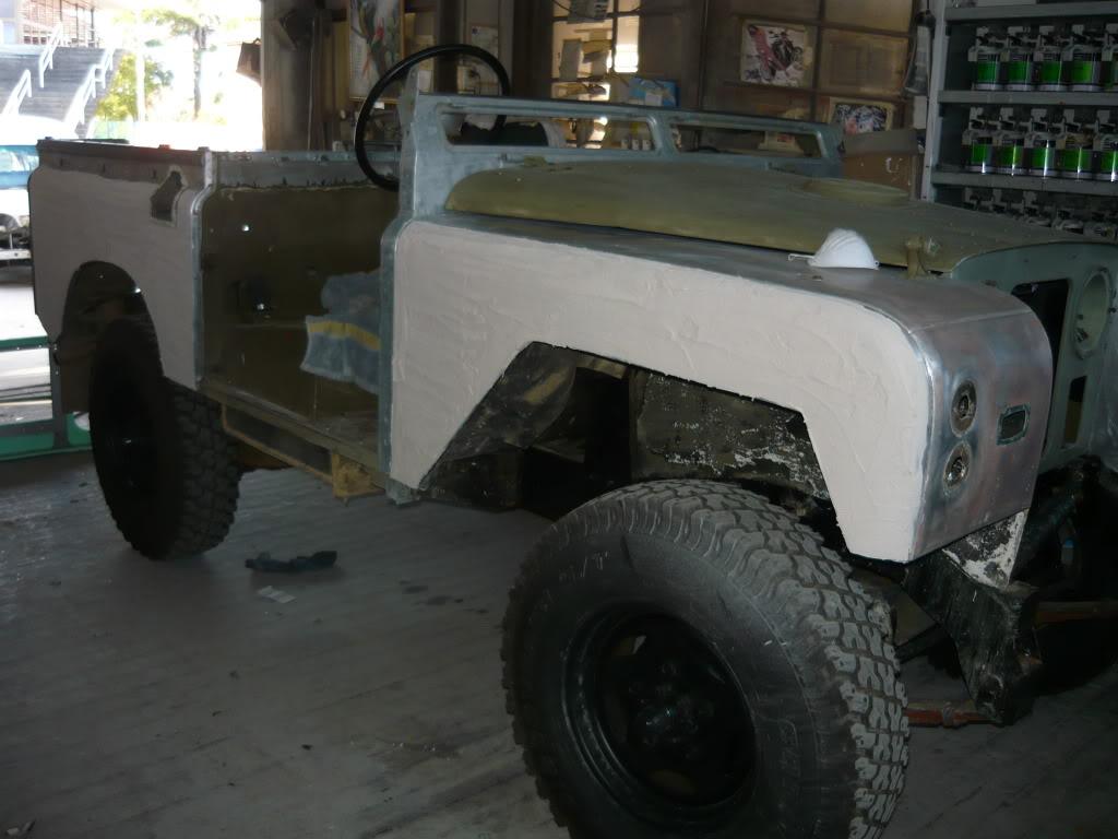 My Landie S2 resto..... P1020813