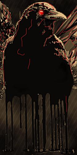 3D #1 Cuervoloco