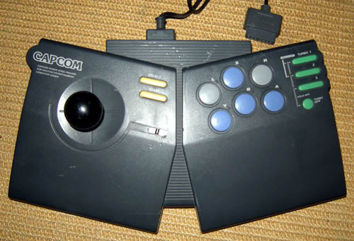 Finale - Les pads arcades DSCN4519