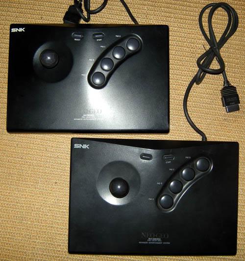 Finale - Les pads arcades DSCN4520