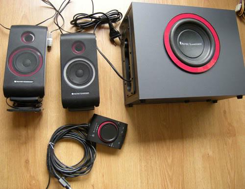 [OLD] la borne d'arcade de leZone - JEUTEL - Hantarex MTC900 - avorté 11-systeme-audio