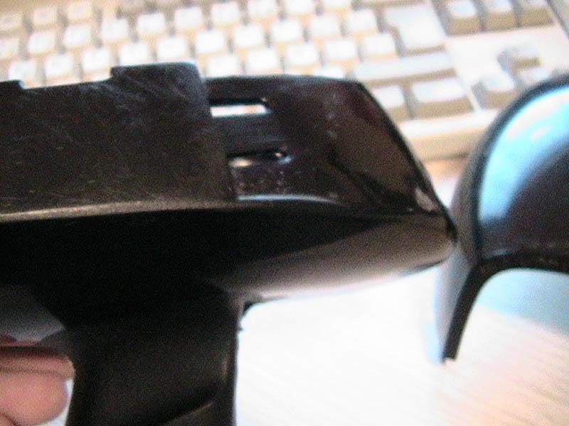 démontage de la manette Coleco Rocky - Colecovision Super Action Controller Coleco-rocky-IMG_1829