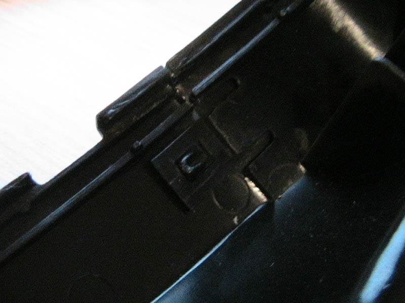 démontage de la manette Coleco Rocky - Colecovision Super Action Controller Coleco-rocky-IMG_1832
