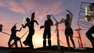 UNITE IN ONE VOICE PlayStationHomePicture5-5-20103-50-