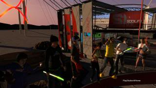 UNITE IN ONE VOICE PlayStationHomePicture5-5-20104-18-