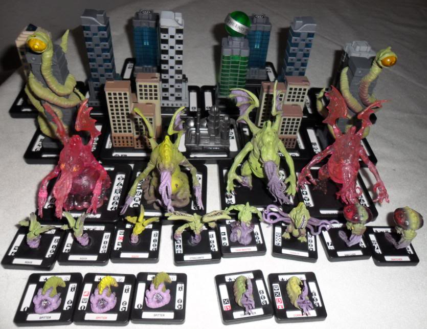 Monsterpocalypse spain - Portal ColeccionLOC