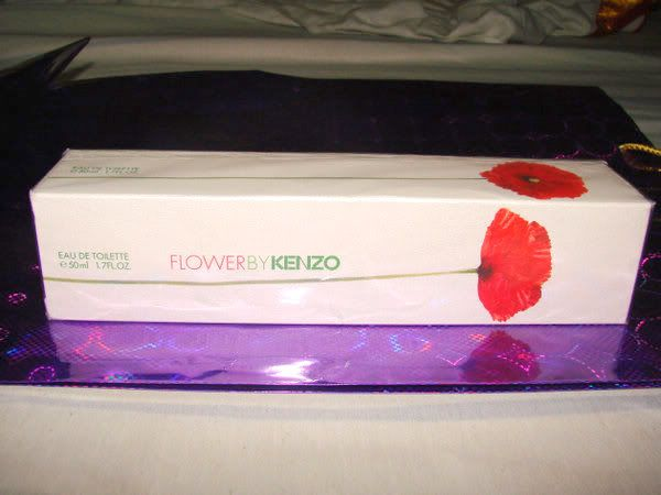 SELLING: ORIGINAL BRANDED BAGS AND WALLETS KenzoFlower50mlphp2499