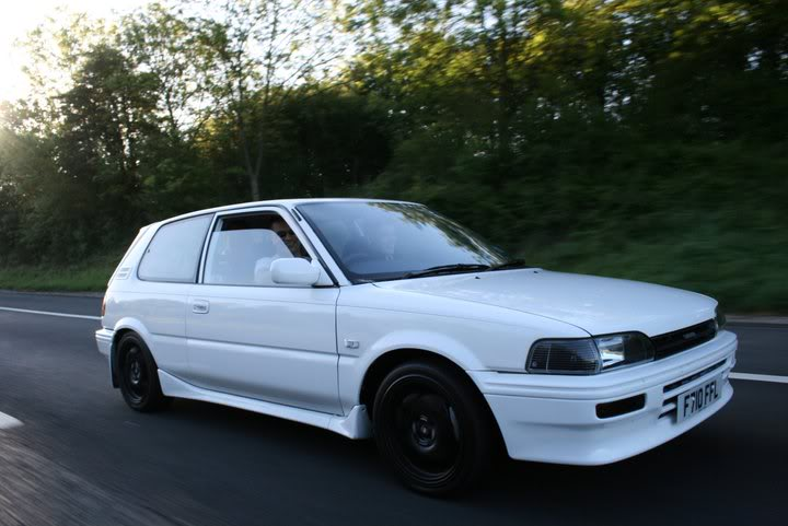 Hi - AE92 GTi-16 Owner - With An Excuse To Be Here...  FluffyJapfest