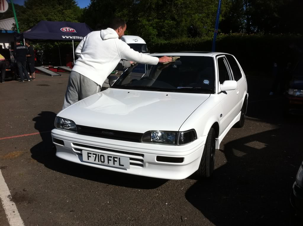 Hi - AE92 GTi-16 Owner - With An Excuse To Be Here...  F22ef8db