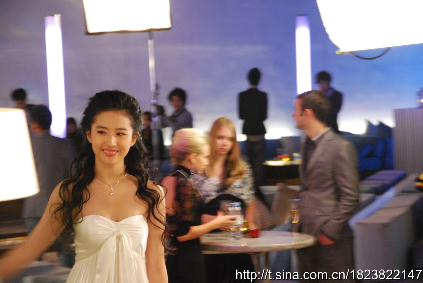 [2011] ถ่ายโฆษณาน้ำดื่ม Aersan_阿尔山 6cb55143t9127b41671a36902