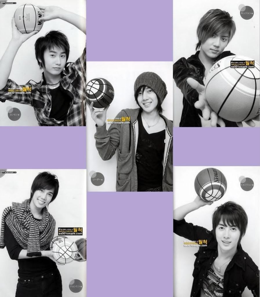 ss501 forever Pictures, Images and Photos