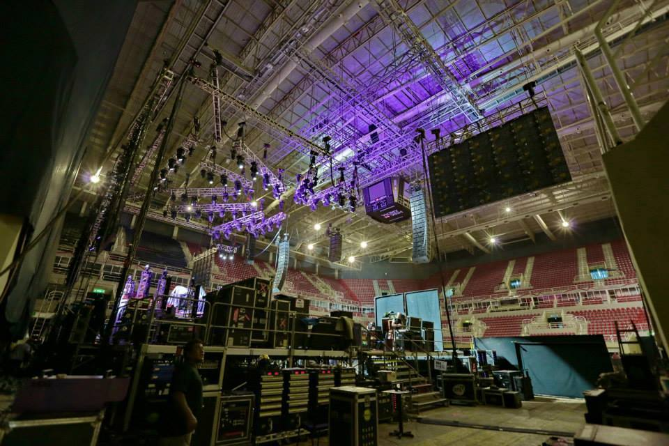 2014.03.20 - HSBC Arena, Rio De Janeiro, Brazil 1966890_288635347968858_162819082_n
