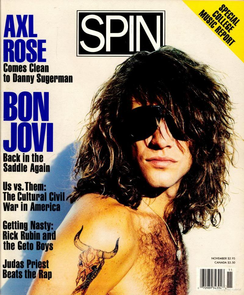 1990.11.DD - Spin Magazine - Bad to the Bone (Axl) Books