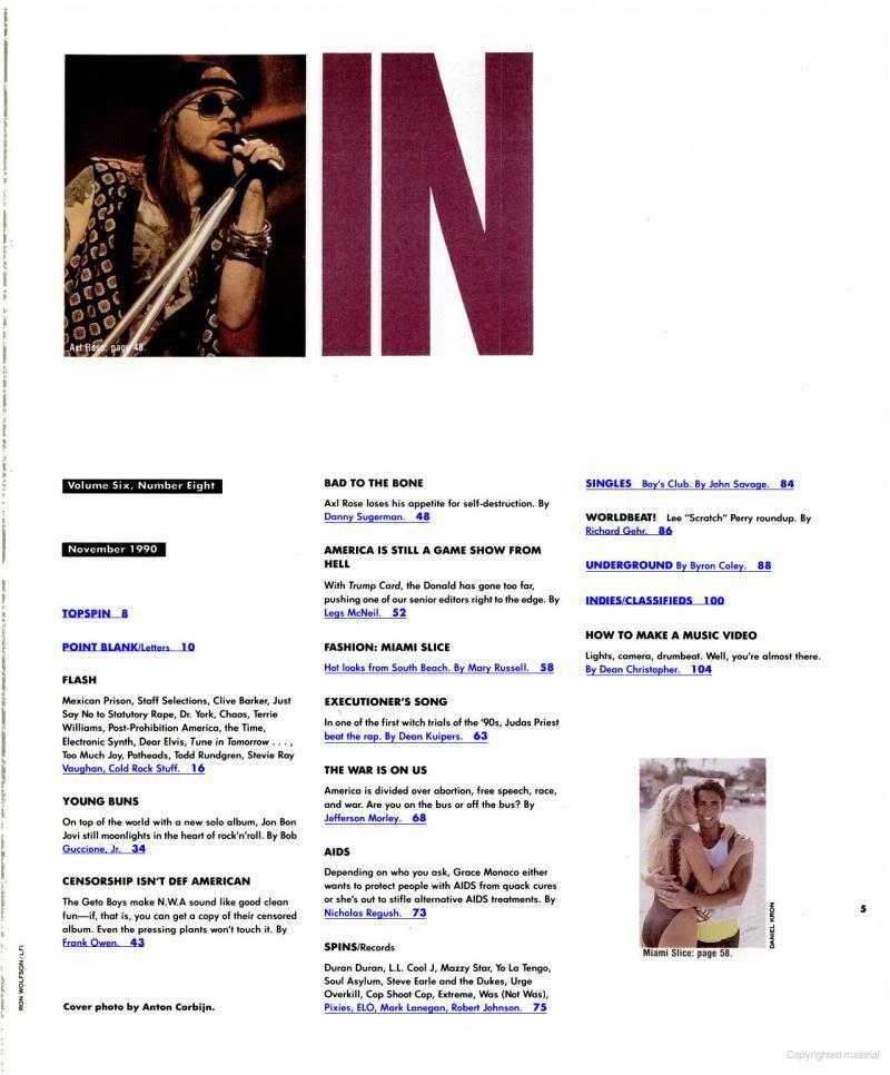 1990.11.DD - Spin Magazine - Bad to the Bone (Axl) Books1