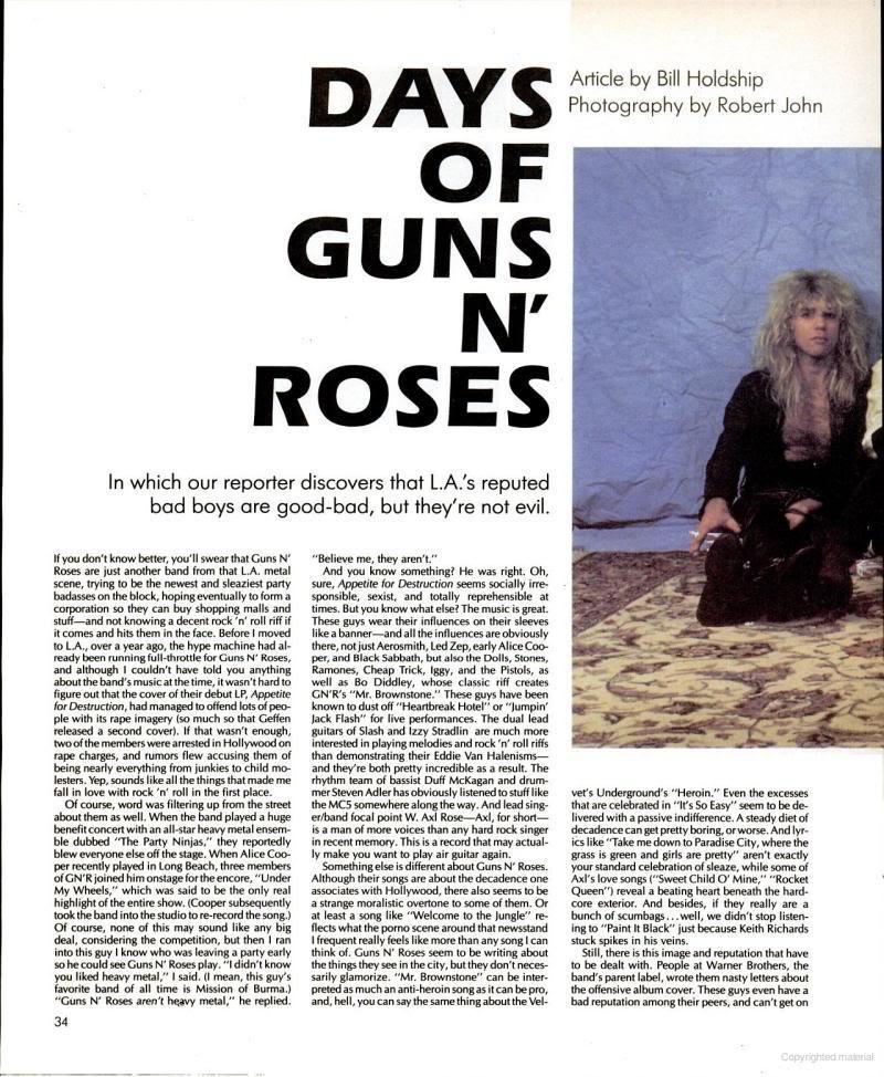 1988.05.DD - Spin - Days Of Guns N' Roses (Axl, Slash, Izzy, Duff) Books2-1