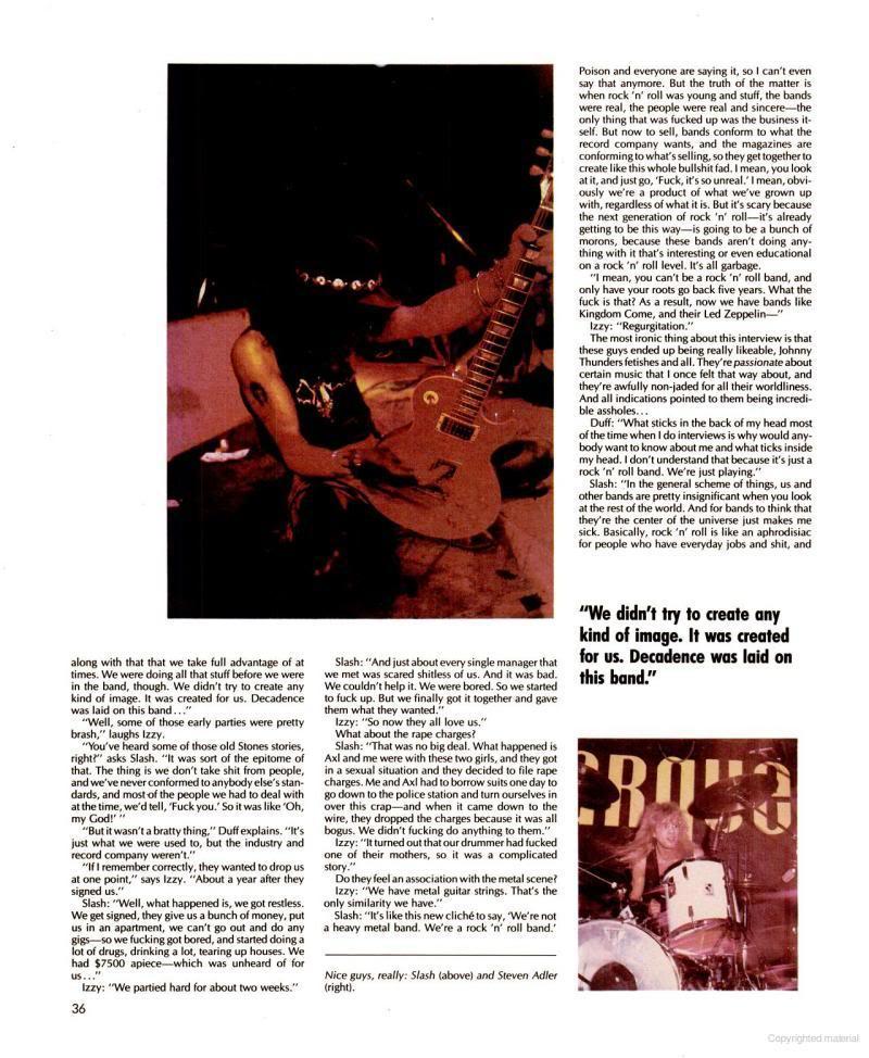 1988.05.DD - Spin - Days Of Guns N' Roses (Axl, Slash, Izzy, Duff) Books4-1
