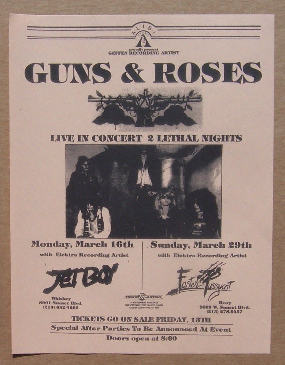 1987.03.29 - The Roxy, Los Angeles, USA KGrHqRmIFBEPhGzprBRfwRwkj60_57