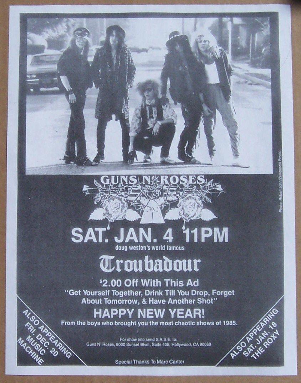 1986.01.04 - The Troubadour, LA, USA KGrHqZqYFGTudMnrFBRomhZFmcg60_57