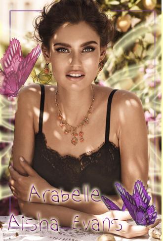 Arabelle Aisha Evans