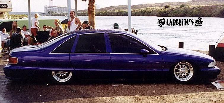 Chevy Impala 1994 - Caprice 131