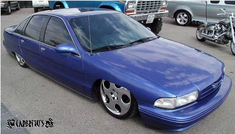 Chevy Impala 1994 - Caprice 132