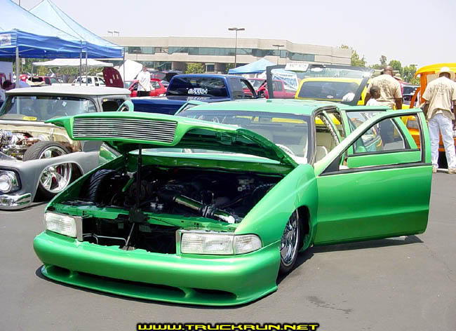 Chevy Impala 1994 - Caprice 141