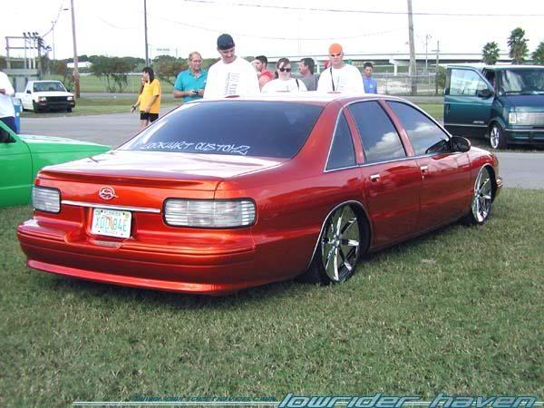 Chevy Impala 1994 - Caprice 1662