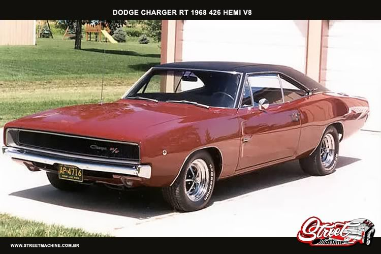 Dodge Charger - 1968 196820Dodge20Charger20RT2042620Hemi