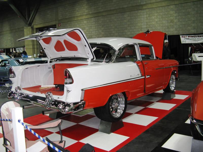 Chevy 1955 - Bel Air e outros 2438767334_b13f9e4fe1_b