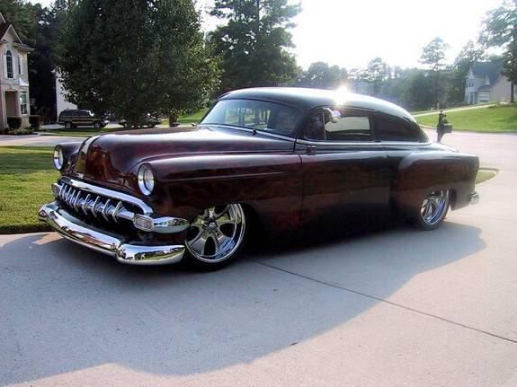 Chevy 1953 - Bel Air e outros 2610081_37_full