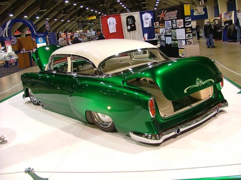 Chevy 1953 - Bel Air e outros 3276175170_8b3d88e192_b