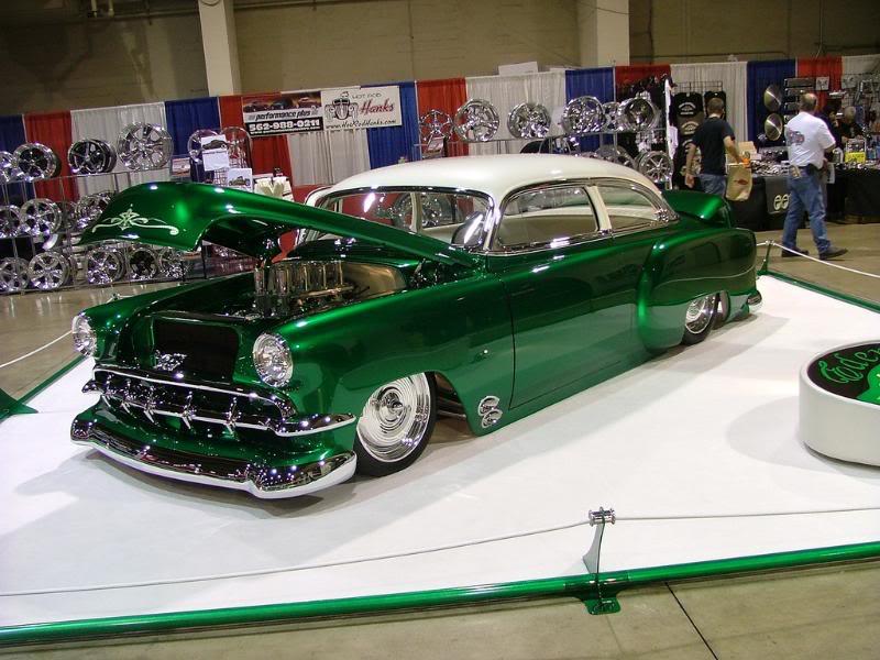 Chevy 1953 - Bel Air e outros 3276177548_d3253c8570_b