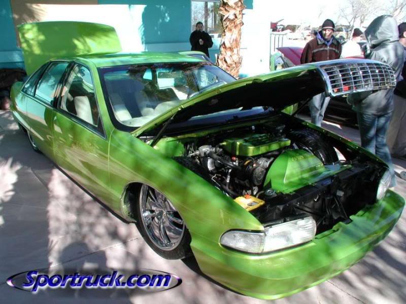 Chevy Impala 1994 - Caprice 66