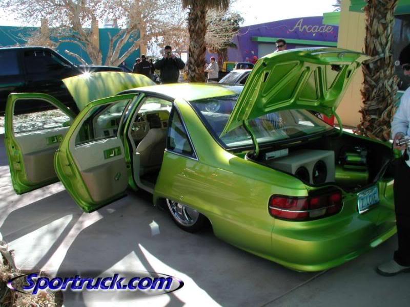 Chevy Impala 1994 - Caprice 67