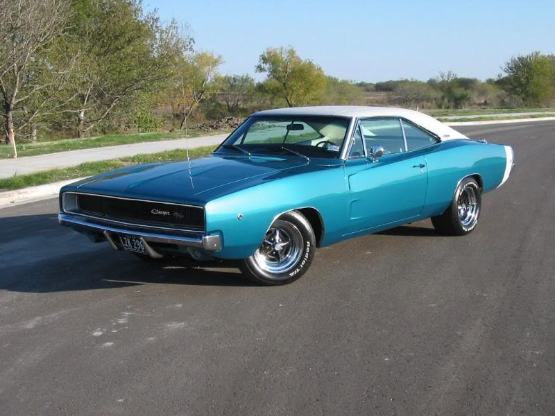 Dodge Charger - 1968 68ChargerRT-016