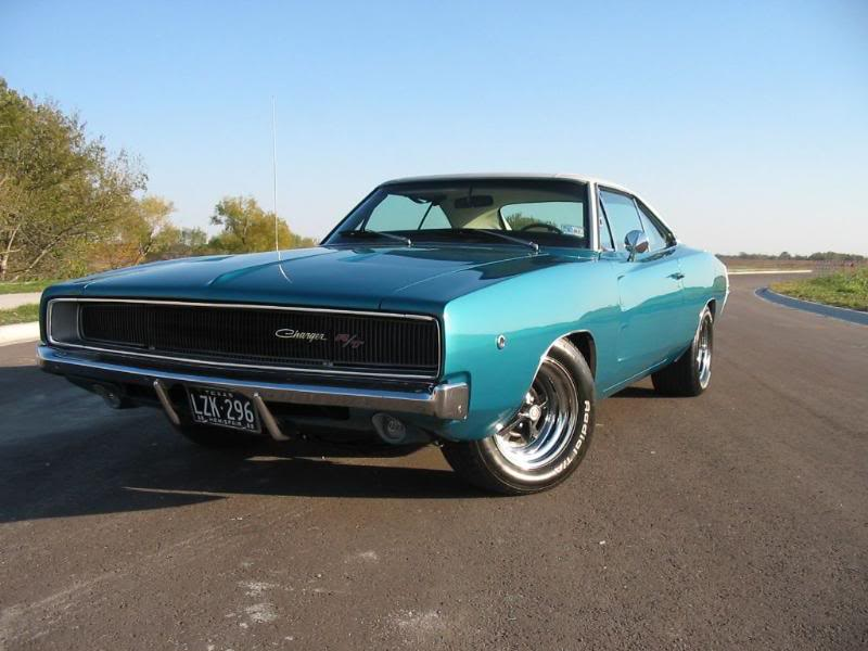 Dodge Charger - 1968 68ChargerRT-018