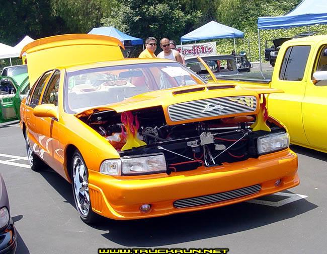 Chevy Impala 1994 - Caprice 777
